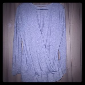 Backless Long-sleeve T-shirt by Victoria Secret